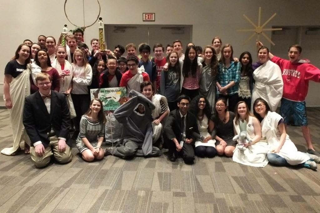 2015 Shaker Heights Delegation