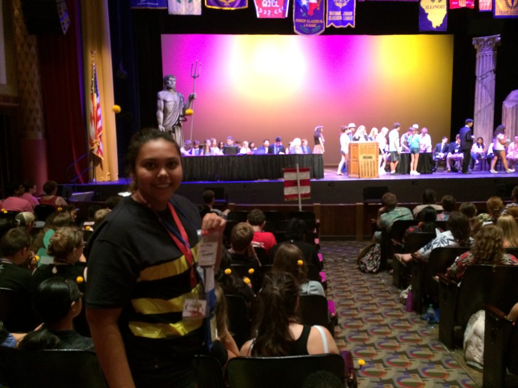 4th for School Scrapbook - Katlyn Havlin (McAuley)