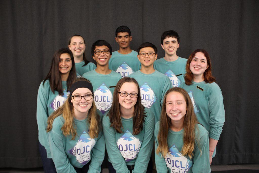 OJCL Executive Board 2017-2018